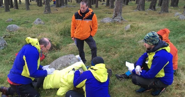 October Training Weekend - First Aid Refresher