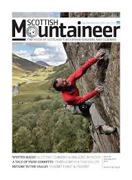 AMRT 'Scottish Mountaineer' Article